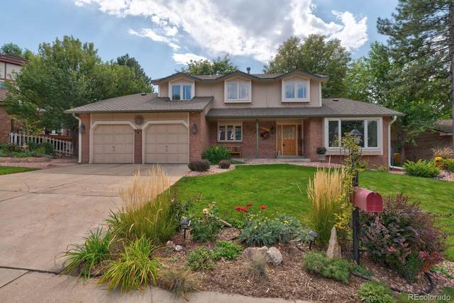 11258 W 74th Place, Arvada, CO 80005 (#7924063) :: Kimberly Austin Properties