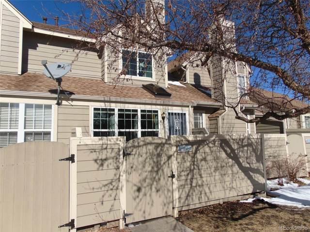 7370 E Florida Avenue #1052, Denver, CO 80231 (#7925467) :: Colorado Home Finder Realty