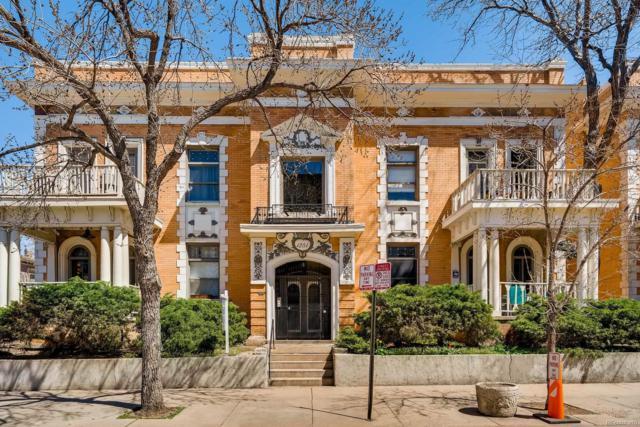 1284 N Corona Street B5, Denver, CO 80218 (#7926178) :: 5281 Exclusive Homes Realty