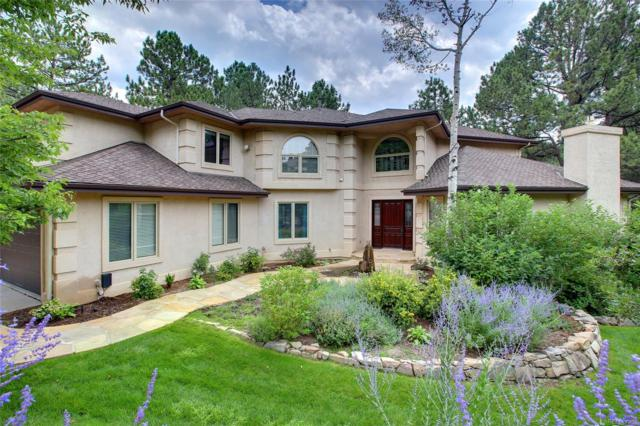 511 Providence Drive, Castle Rock, CO 80108 (#7926204) :: The Heyl Group at Keller Williams