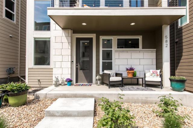 582 E Hinsdale Avenue, Littleton, CO 80122 (MLS #7929230) :: 8z Real Estate