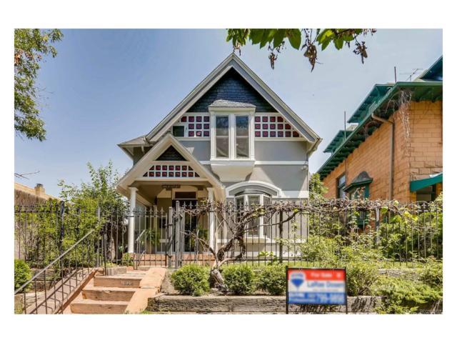 1066 N Pennsylvania Street, Denver, CO 80203 (MLS #7929539) :: 8z Real Estate