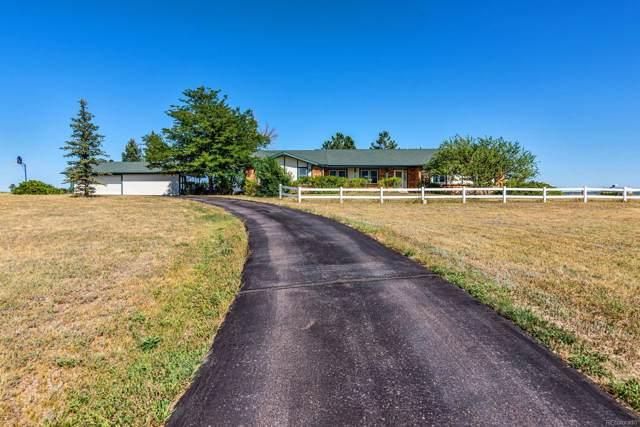 34680 Morgan Trail, Elizabeth, CO 80107 (#7931840) :: The Peak Properties Group