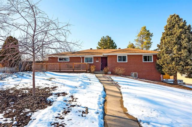 3555 Moore Street, Wheat Ridge, CO 80033 (#7932679) :: House Hunters Colorado