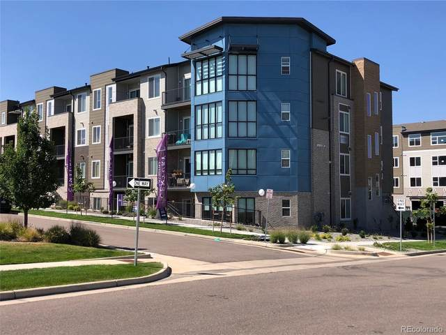 460 E Fremont Place #209, Littleton, CO 80122 (MLS #7934723) :: 8z Real Estate
