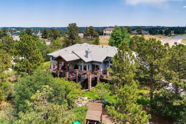 5618 Saddle Creek Trail, Parker, CO 80134 (#7935967) :: The Peak Properties Group