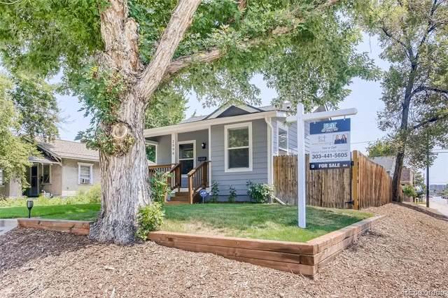 2094 S Emerson Street, Denver, CO 80210 (#7938419) :: Compass Colorado Realty