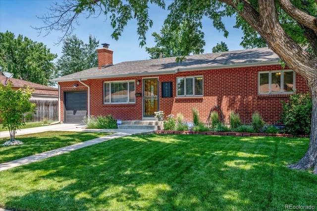 6632 Moore Street, Arvada, CO 80004 (#7939278) :: The Gilbert Group