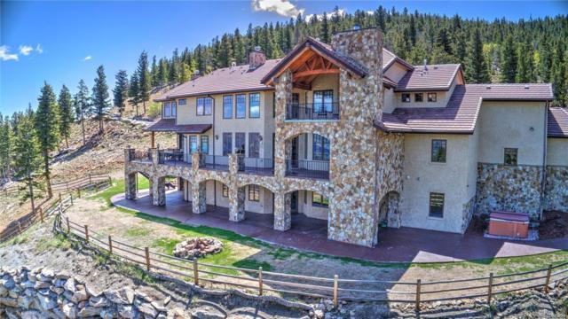 580 Packsaddle Trail, Evergreen, CO 80439 (#7939293) :: The HomeSmiths Team - Keller Williams