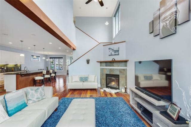 2481 S Lincoln Street, Denver, CO 80210 (MLS #7939503) :: 8z Real Estate