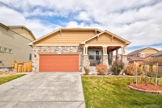 5195 Redbud Street, Brighton, CO 80601 (MLS #7939949) :: Colorado Real Estate : The Space Agency