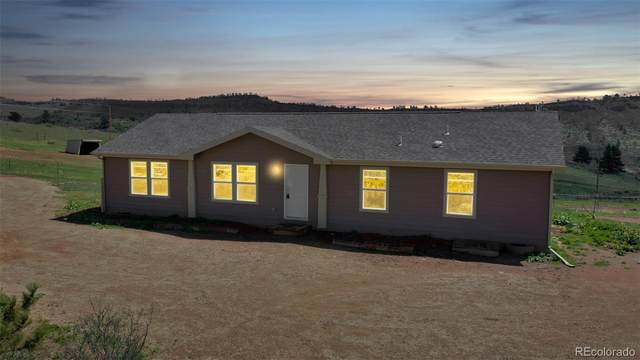 2300 Dry Creek Road, Lyons, CO 80540 (#7941012) :: The Harling Team @ Homesmart Realty Group