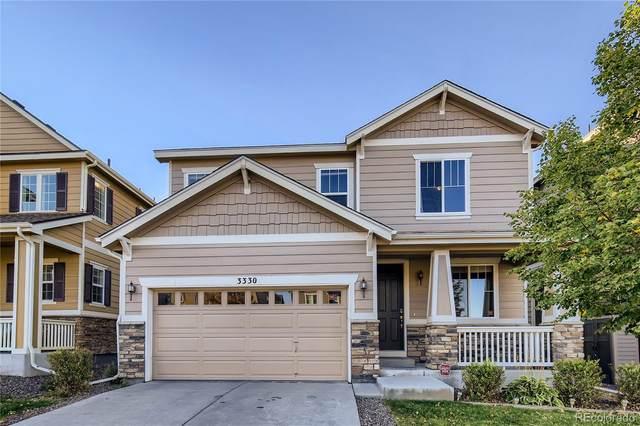 3330 E 140th Place, Thornton, CO 80602 (#7943509) :: iHomes Colorado