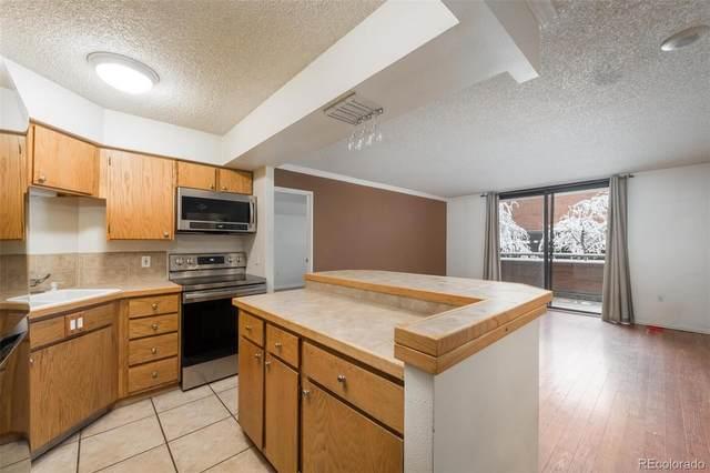 1301 Speer Boulevard #202, Denver, CO 80204 (#7946458) :: Portenga Properties