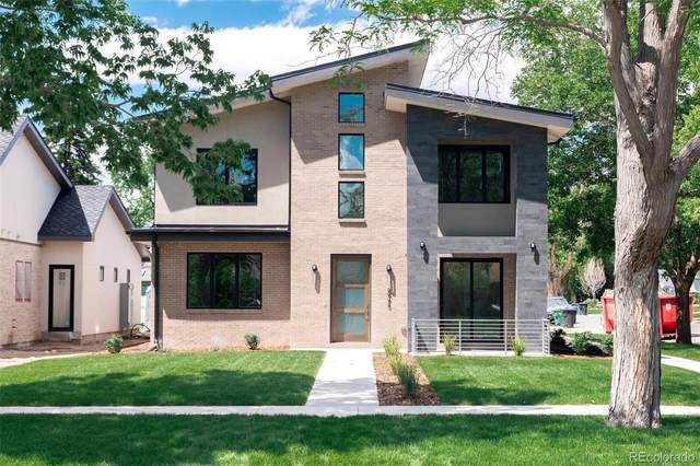 6995 E 6th Avenue, Denver, CO 80220 (#7947905) :: Wisdom Real Estate