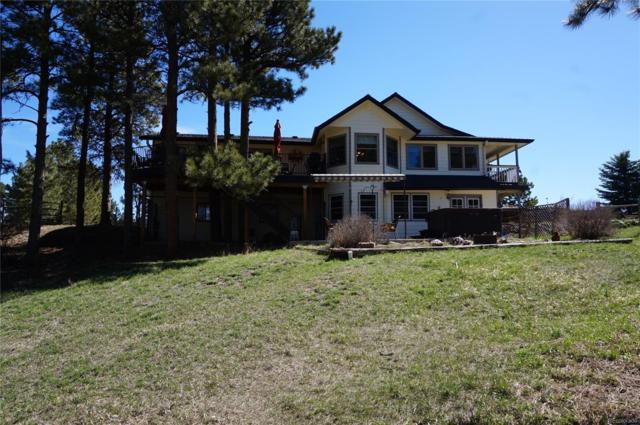 31511 Forest Lane, Elizabeth, CO 80107 (#7952914) :: 5281 Exclusive Homes Realty