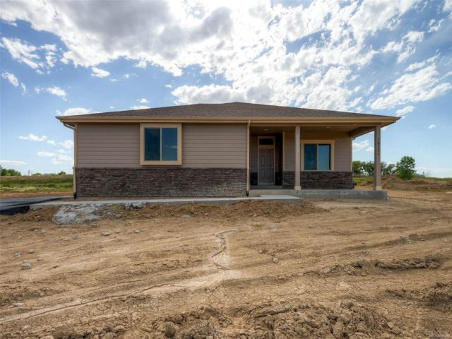 645 Remington Drive, Hudson, CO 80642 (#7953320) :: The DeGrood Team
