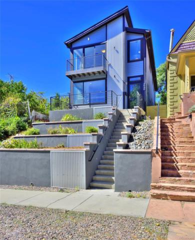 3545 Osage Street, Denver, CO 80211 (#7954392) :: The City and Mountains Group