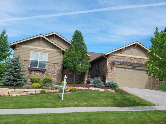 22414 E Hidden Trail Drive, Parker, CO 80138 (#7957199) :: Wisdom Real Estate