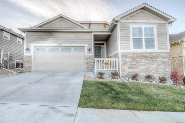 11518 Colony Loop, Parker, CO 80138 (#7960011) :: 5281 Exclusive Homes Realty