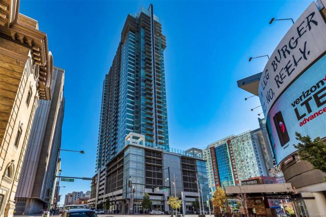 891 14th Street #2216, Denver, CO 80202 (MLS #7963159) :: 8z Real Estate