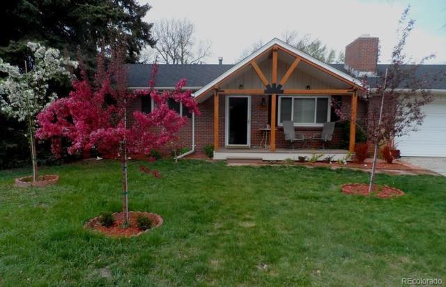 13175 W 31st Avenue, Golden, CO 80401 (#7965021) :: The HomeSmiths Team - Keller Williams