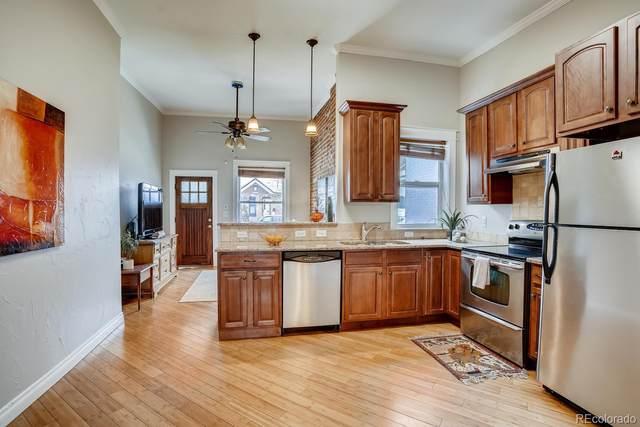 1107 W 13th Avenue, Denver, CO 80204 (MLS #7968395) :: 8z Real Estate