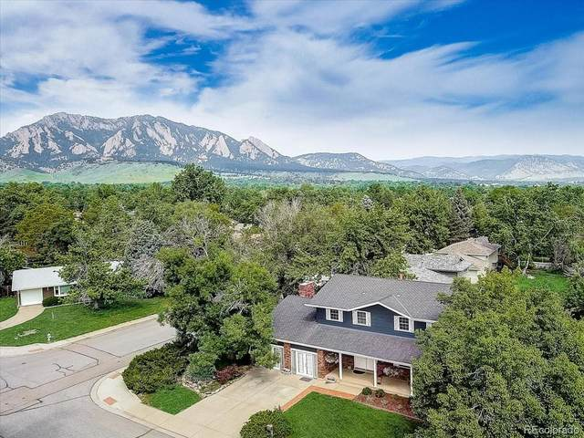 4497 Grinnell Avenue, Boulder, CO 80305 (#7971532) :: The Margolis Team