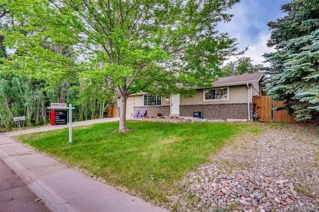9562 W Alameda Place, Lakewood, CO 80226 (#7972824) :: Kimberly Austin Properties