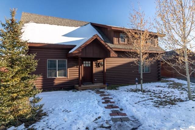 550 Pioneer Drive, Granby, CO 80446 (MLS #7973280) :: Colorado Real Estate : The Space Agency