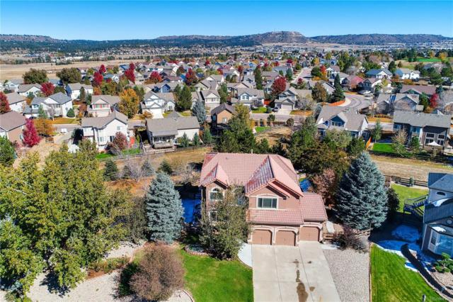 4920 Bluesky Drive, Castle Rock, CO 80109 (#7973475) :: Harling Real Estate