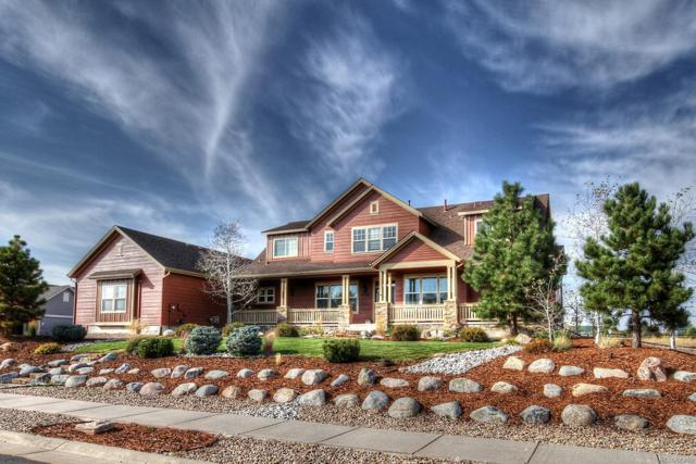 5529 Killen Avenue, Castle Rock, CO 80104 (#7974442) :: The HomeSmiths Team - Keller Williams