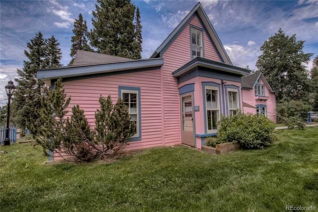 212 N Ridge Street, Breckenridge, CO 80424 (#7975218) :: The HomeSmiths Team - Keller Williams