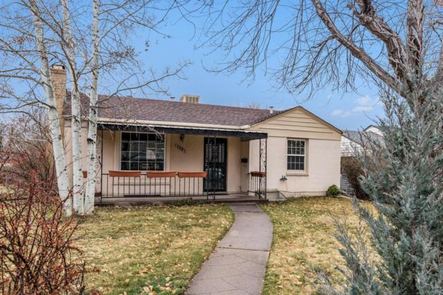 1301 Poplar Street, Denver, CO 80220 (#7977331) :: Venterra Real Estate LLC