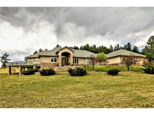 20 Red Deer Road, Franktown, CO 80116 (MLS #7979118) :: 8z Real Estate