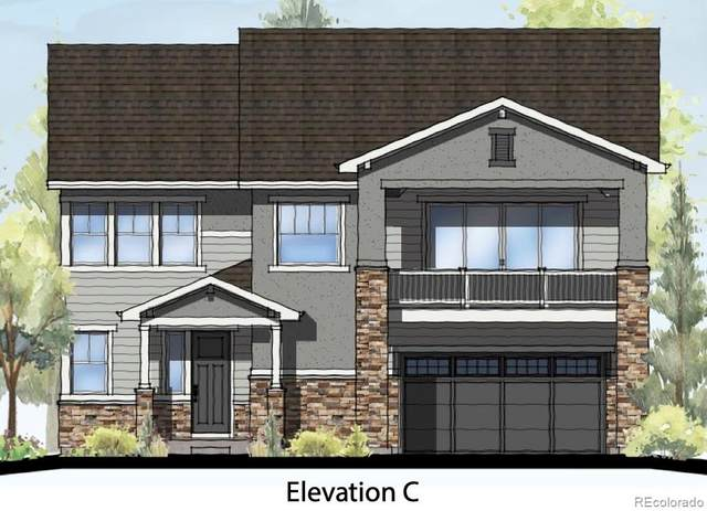 8277 W 66th Drive, Arvada, CO 80004 (#7980601) :: The Griffith Home Team
