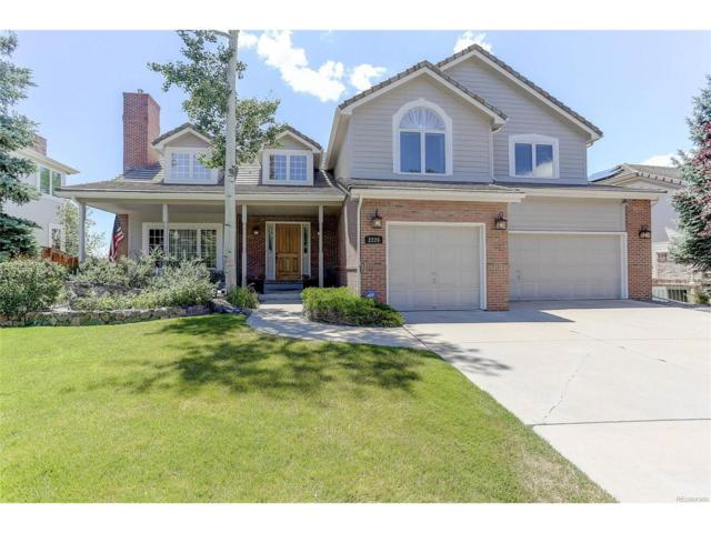 2226 Glenhaven Drive, Highlands Ranch, CO 80126 (MLS #7980664) :: 8z Real Estate