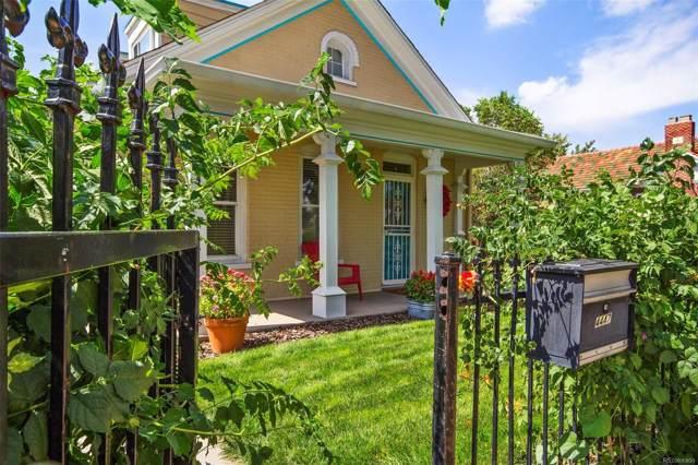4447 Thompson Court, Denver, CO 80216 (MLS #7981714) :: 8z Real Estate