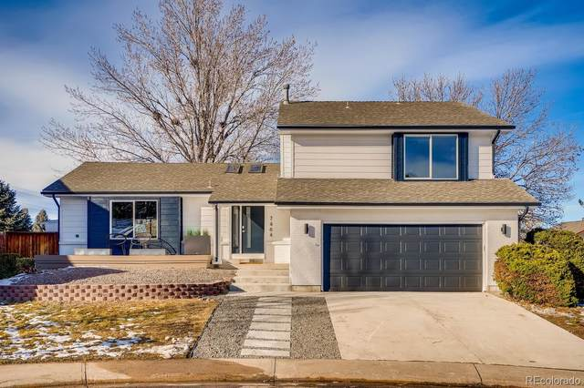 7464 E Long Avenue, Centennial, CO 80112 (#7989410) :: iHomes Colorado