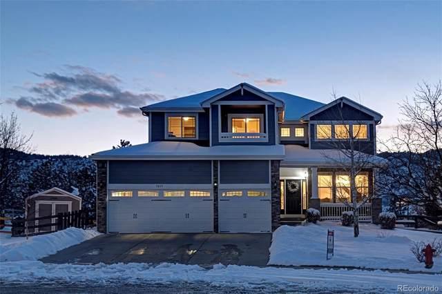 7417 Elk Trail Place, Littleton, CO 80125 (#7991317) :: The Harling Team @ HomeSmart