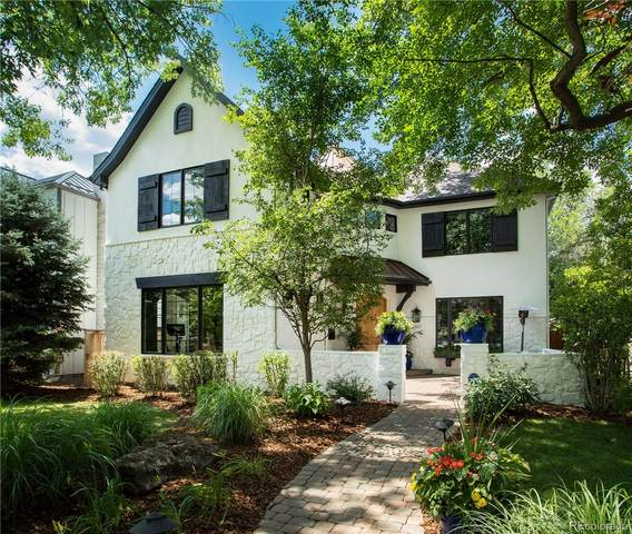2467 S Saint Paul Street, Denver, CO 80210 (#7993699) :: The Heyl Group at Keller Williams