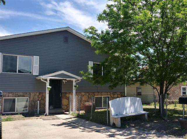 5770 Niagara Street, Commerce City, CO 80022 (MLS #7993895) :: 8z Real Estate