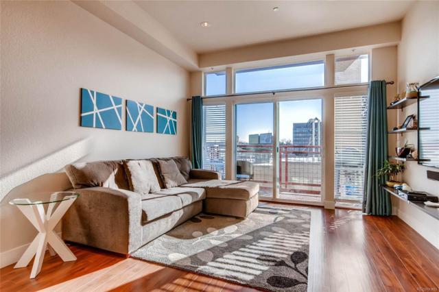 1488 Madison Street #208, Denver, CO 80206 (#7995403) :: Wisdom Real Estate