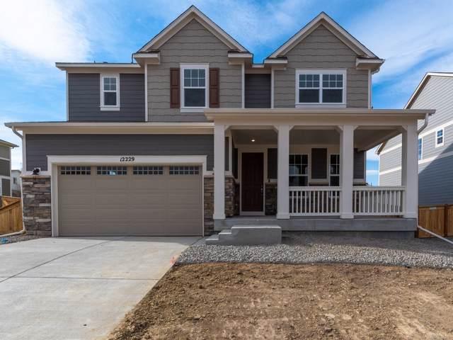 12229 Oneida Street, Thornton, CO 80602 (MLS #7996467) :: 8z Real Estate