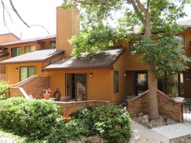 9400 E Iliff Avenue #354, Denver, CO 80231 (#8001124) :: The Heyl Group at Keller Williams