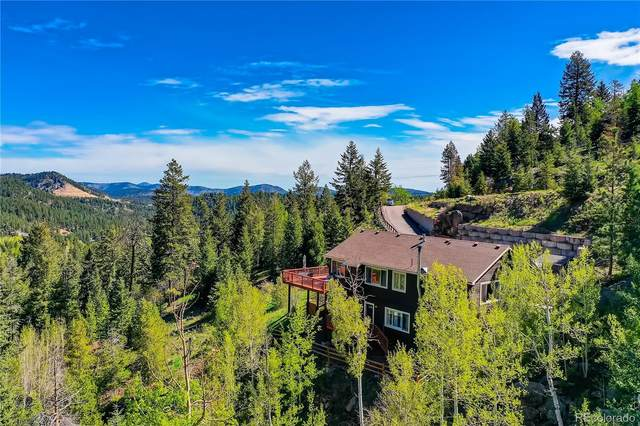 10197 Crest View Drive, Morrison, CO 80465 (#8001937) :: Kimberly Austin Properties