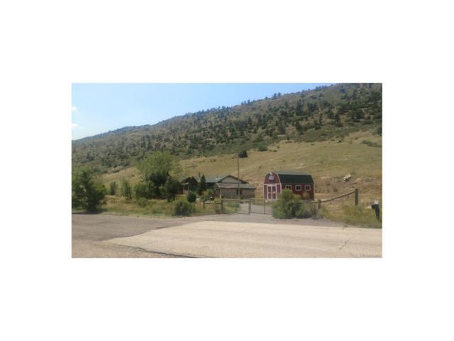3725 Soda Lakes Road, Morrison, CO 80465 (MLS #8003065) :: 8z Real Estate