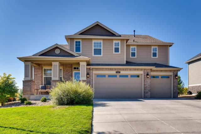 8297 S Country Club Parkway, Aurora, CO 80016 (MLS #8003858) :: 8z Real Estate