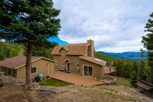 318 Castlewood Drive, Evergreen, CO 80439 (#8005729) :: The Galo Garrido Group