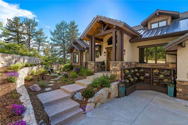 90 Silver Leaf Way, Castle Rock, CO 80108 (#8005792) :: Venterra Real Estate LLC